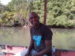 Boottocht op de Gambiariver