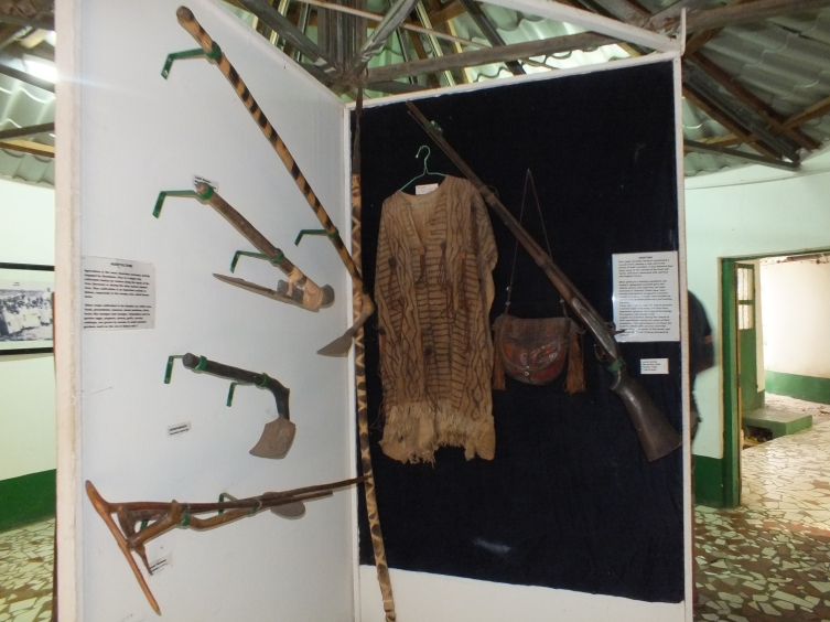Kachikall Bakau Museum