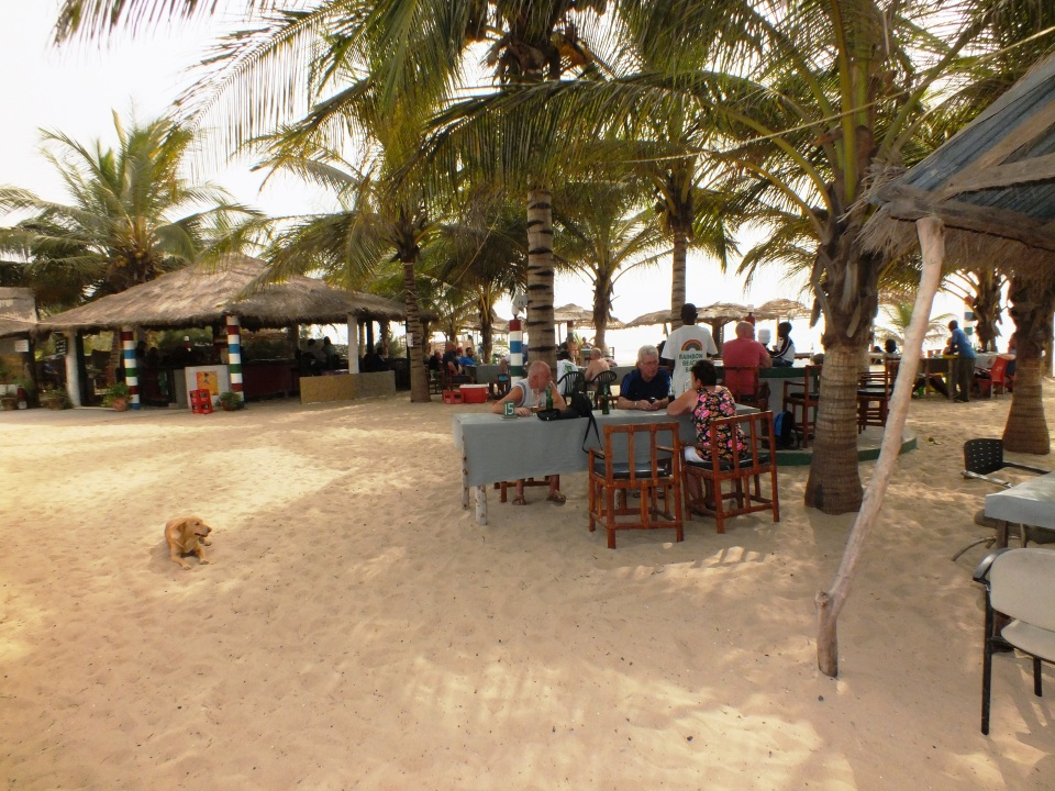 Paradise Beach heerlijk relaxen op een prachtig stukje strand