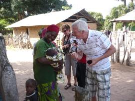 Village Life Tour brengt een bezoek aan de lokale bevolking